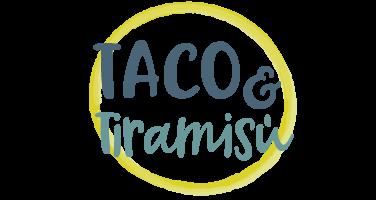 Taco and Tiramisu logo